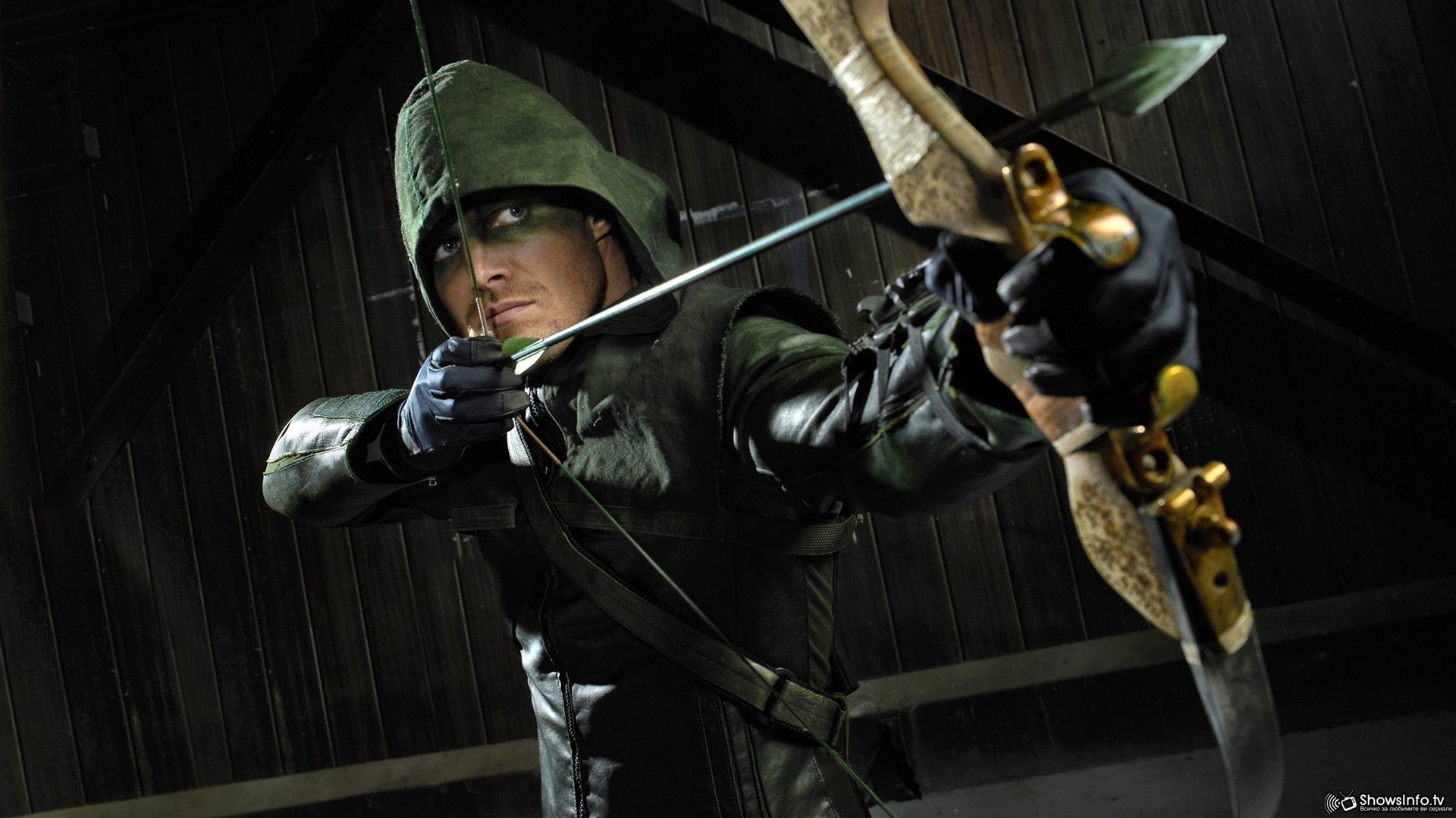 Arrow 1 Sezon Tüm Bölümler Hdtv Altyazılı Torrent Indir