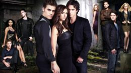 Снимки от The Vampire Diaries 02×22 – As i Lay Dying