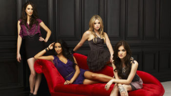 Pretty Little Liars 02×11 Promo