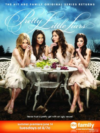 "Pretty Little Liars S02E21 – ""Breaking The Code"" Канадско промо"