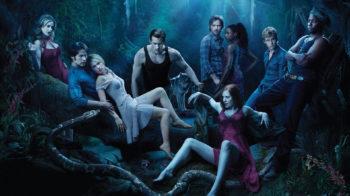 True Blood:Запознайте се с най-младия вампир.