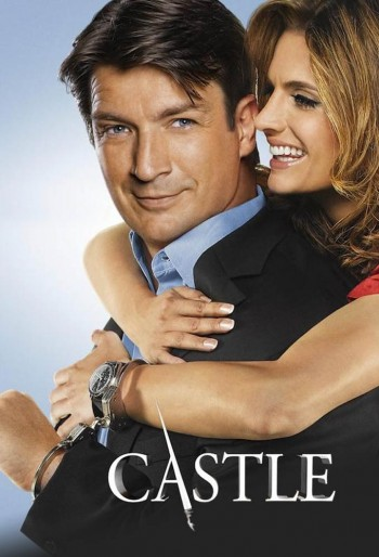 "Castle S05E05 – ""Probable Cause"" снийк пийк"