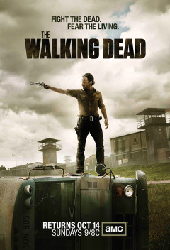 """The Walking Dead S03E09 – """"The Suicide King"""" промо"""