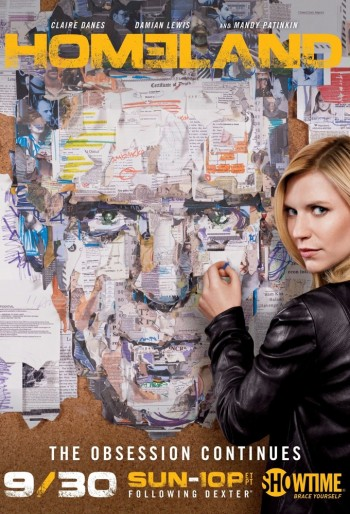 "Homeland S02E08 – ""I'll Fly Away"" промо снимки"