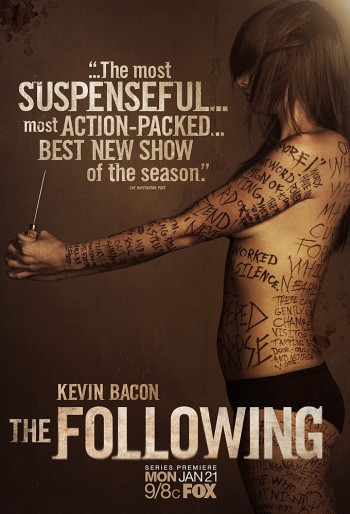 """The Following S01E11 – """"Whips & Regret"""" промо"""