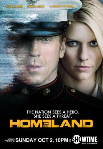 Homeland – тийзър за втори сезон