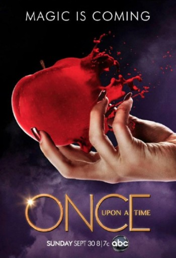 """Once Upon a Time S02E09 – """"Queen of Hearts"""" промо"""