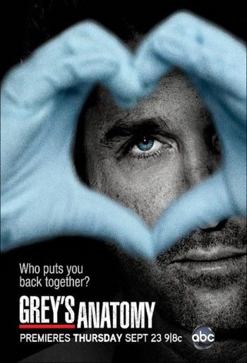 "Grey's Anatomy S09E08 – ""Love Turns You Upside Down"" промо"