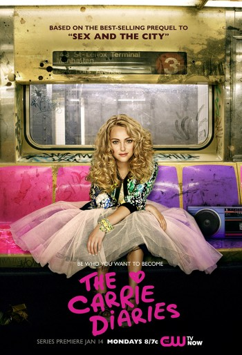 "The Carrie Diaries S01E04 – ""Fright Night"" промо"