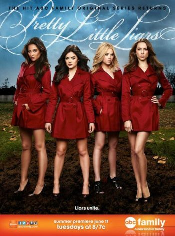 "Pretty Little Liars S04E03 – ""Cat's Cradle"" промо"