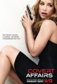 Covert Affairs – Постер за сезон 5