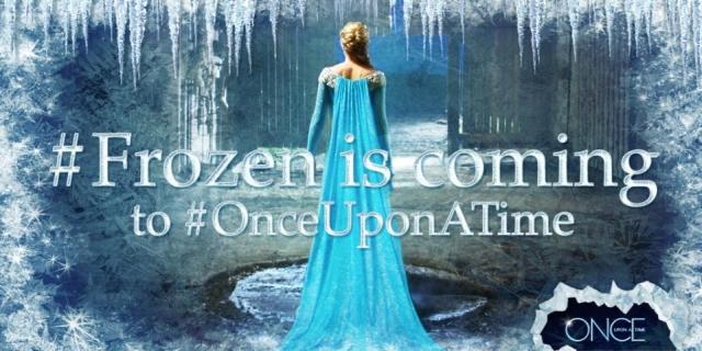 """3 героя от """"Замръзналото кралство"""" (Frozen) в """"Имало едно време"""""""