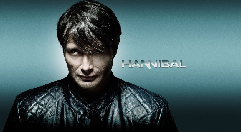 HANNIBAL -- Season 3 -- Horizontal Key Art -- Pictured: Mads Mikkelsen as Dr. Hannibal Lecter -- Photo by NBCUniversal.