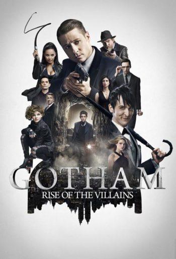 "Gotham S02E08 – ""Tonight's the Night"" промо"