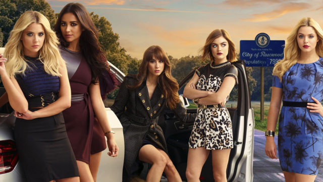 "Pretty Little Liars S07E20 – ""Til deAth do us pArt"" Промо (Финал на сериала)"