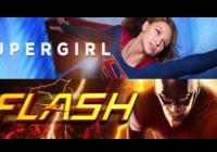 Постери на Daredevil и Supergirl/Flash crossover