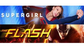 Постери на Daredevil и Supergirl/Flash crossover