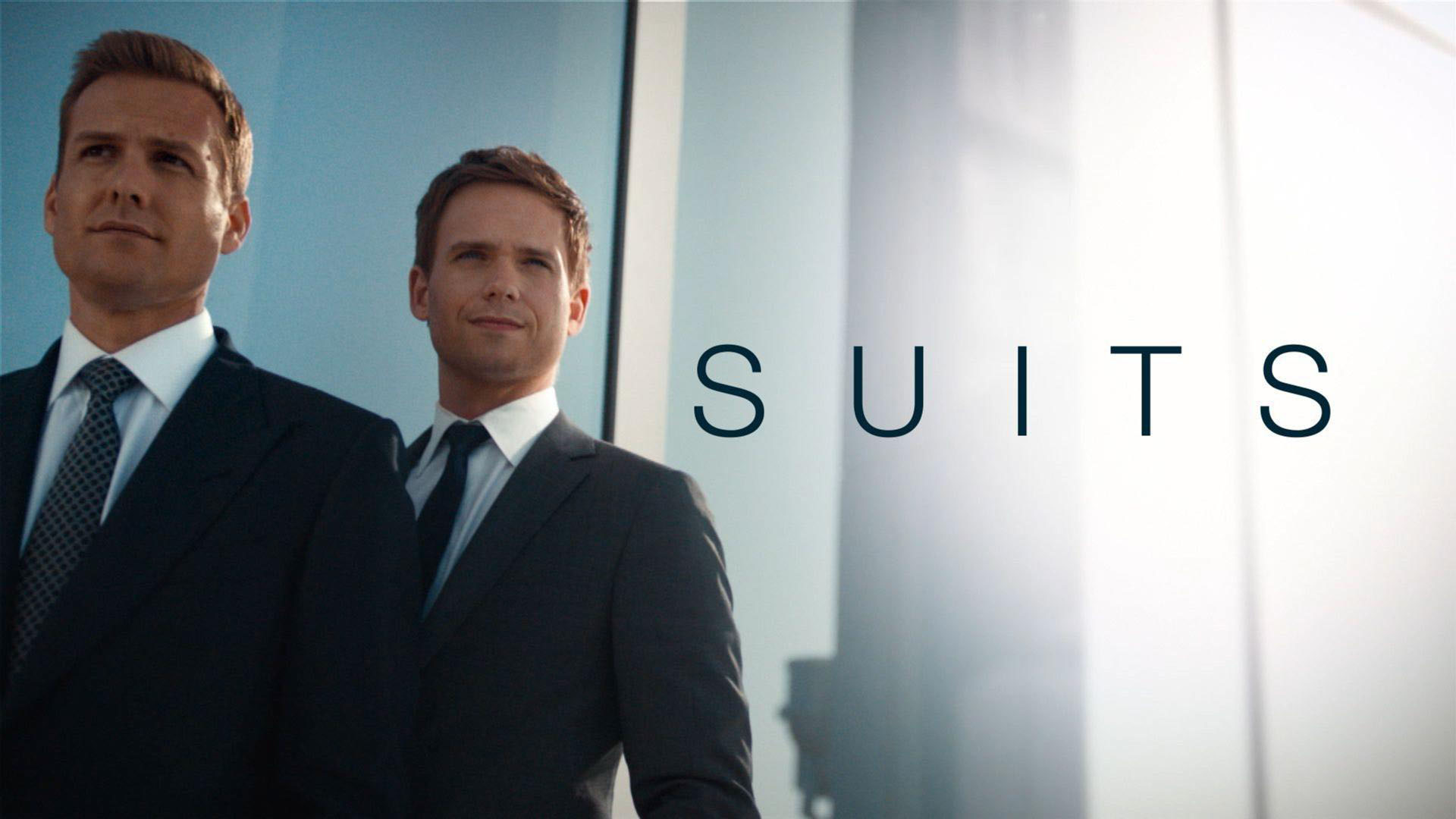 Suits 8x1 - Right-Hand Man