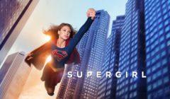 Промо постер на Supergirl за сезон 2
