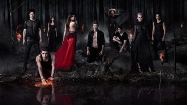 """Майкъл Тревино се завръща в """"Дневниците на вампира"""""""