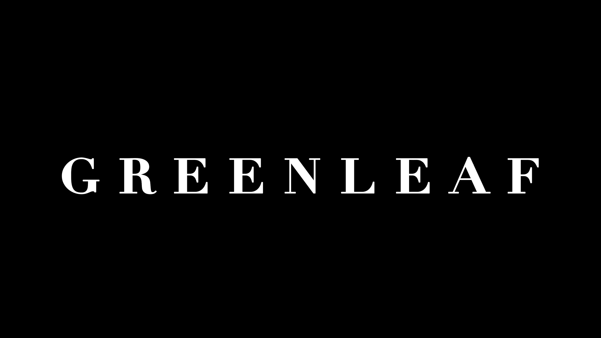 Greenleaf 1x12 - Veni, Vidi, Vici