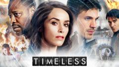Timeless – спрян, след това подновен!
