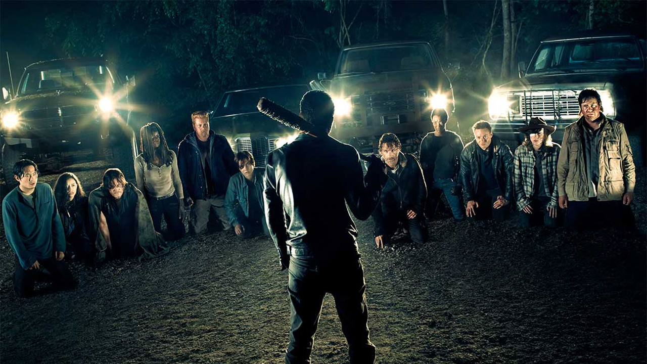 The Walking Dead 8x10 - The Lost and the Plunderers