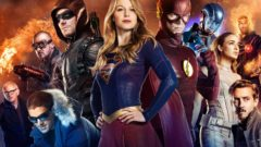 The Flash, Arrow, Supergirl, DC's Legends of Tomorrow – 4 общи епизода промо
